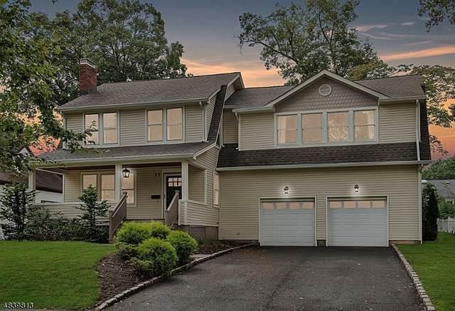 37 Berkeley Pl, Livingston Twp., NJ 07039 (MLS #3618642) :: SR Real Estate Group