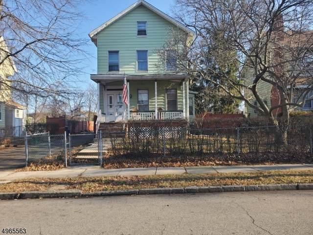 300 N Walnut Street, East Orange City, NJ 07017 (MLS #3618671) :: William Raveis Baer & McIntosh