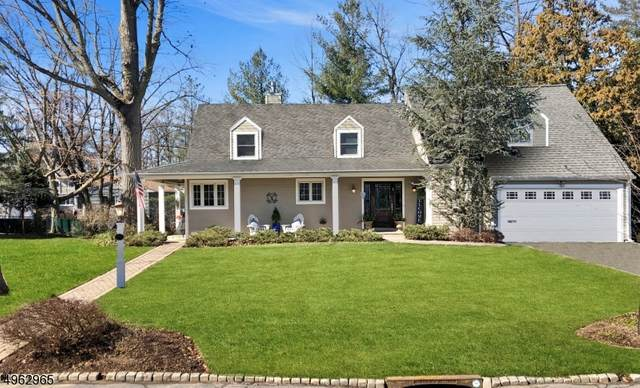 19 Kilmer Drive, Millburn Twp., NJ 07078 (MLS #3618759) :: The Dekanski Home Selling Team