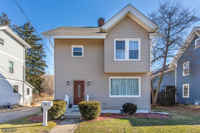 75 Ringwood Ave, Pompton Lakes Boro, NJ 07442 (MLS #3618817) :: The Karen W. Peters Group at Coldwell Banker Realty
