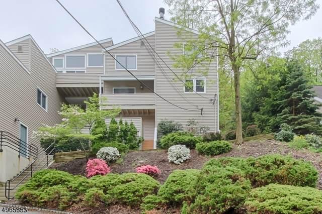 50 Chestnut St Unit 3 #3, Morristown Town, NJ 07960 (MLS #3618922) :: SR Real Estate Group