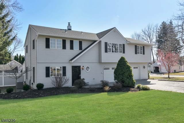 38 Mitchell Ave, East Hanover Twp., NJ 07936 (MLS #3619099) :: The Sikora Group