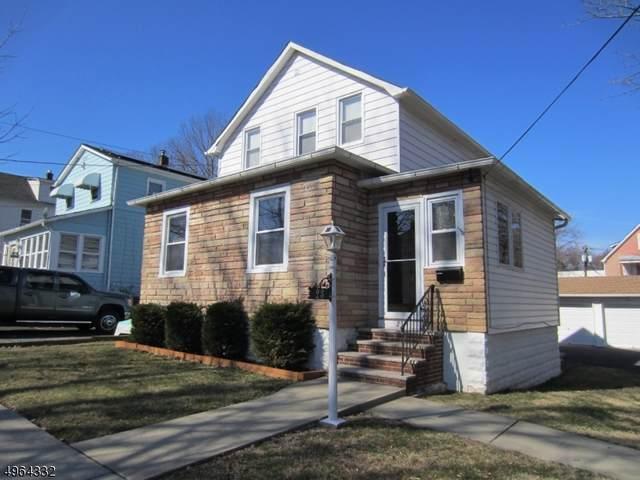 23 Ackerman St, Bloomfield Twp., NJ 07003 (MLS #3619126) :: Pina Nazario