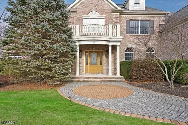 21 Wolf Hill Ter, Bridgewater Twp., NJ 08836 (MLS #3619287) :: RE/MAX Platinum