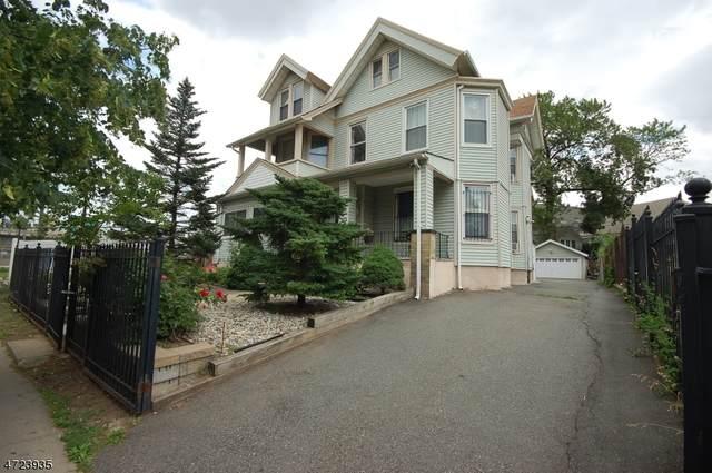 30 S Arlington Ave #2, East Orange City, NJ 07018 (MLS #3619294) :: William Raveis Baer & McIntosh