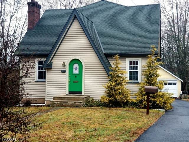 471 Central Ave, New Providence Boro, NJ 07974 (#3619296) :: Daunno Realty Services, LLC