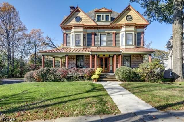 319 Prospect St, South Orange Village Twp., NJ 07079 (#3619302) :: Proper Estates