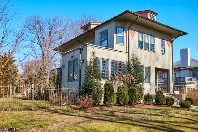 215 Warwick Ave, South Orange Village Twp., NJ 07079 (#3619331) :: Proper Estates