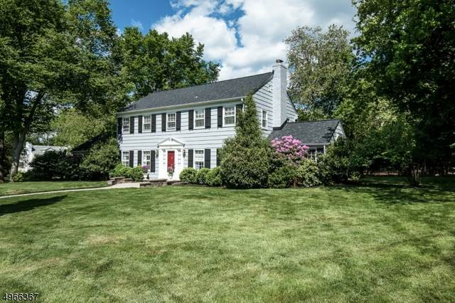 132 Tennyson Dr, Millburn Twp., NJ 07078 (#3619333) :: Proper Estates