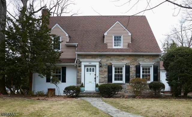 444 Elmwood Ave, Maplewood Twp., NJ 07040 (#3619336) :: Proper Estates