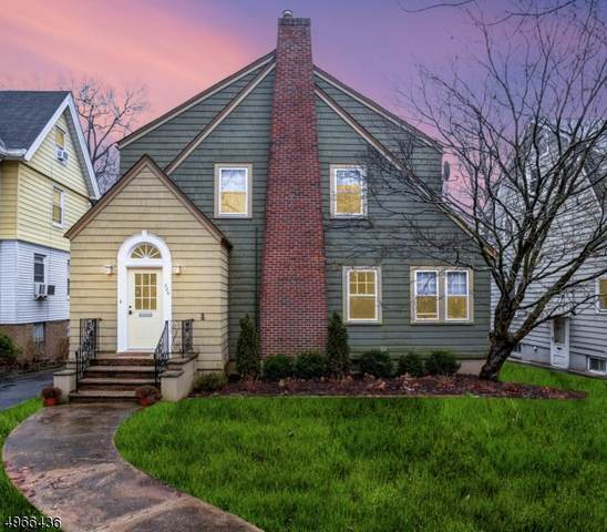 286 Walton Ave, South Orange Village Twp., NJ 07079 (MLS #3619397) :: William Raveis Baer & McIntosh