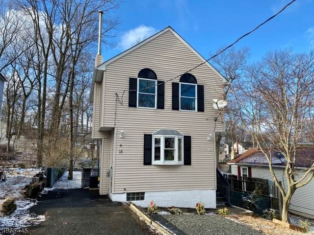 18 Roosevelt Trl, Hopatcong Boro, NJ 07843 (MLS #3619402) :: RE/MAX Platinum