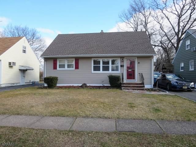 172 Edgewood Avenue, Clifton City, NJ 07012 (MLS #3619555) :: Pina Nazario