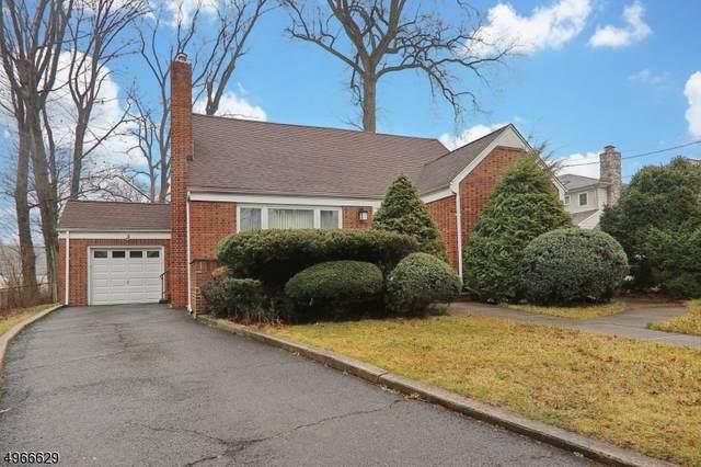 285 Whitewood Rd, Union Twp., NJ 07083 (MLS #3619580) :: The Sikora Group