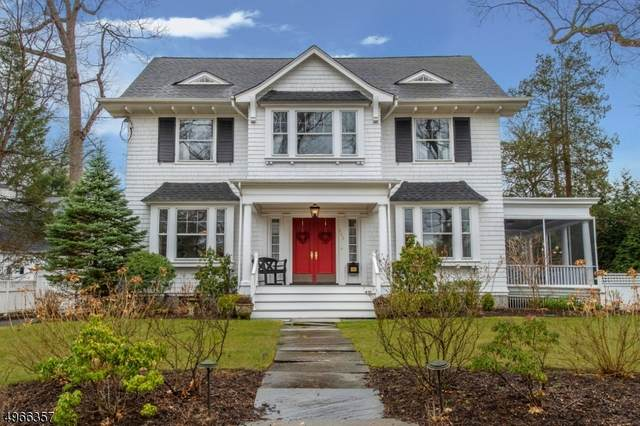 542 Tremont Ave, Westfield Town, NJ 07090 (MLS #3619603) :: The Sikora Group