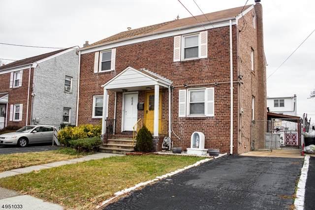 608 Clarkson Ave A, Elizabeth City, NJ 07202 (MLS #3619604) :: The Sikora Group