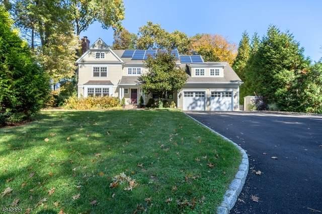 13 Oak Hill Rd, Chatham Twp., NJ 07928 (MLS #3619613) :: SR Real Estate Group