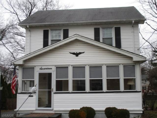 17 Gray St, West Caldwell Twp., NJ 07006 (MLS #3619836) :: Zebaida Group at Keller Williams Realty