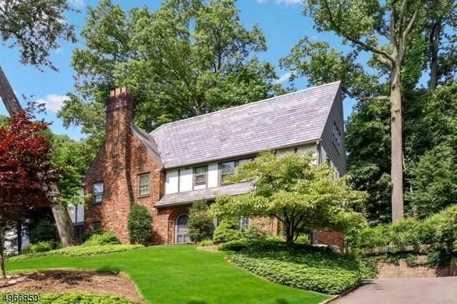 11 Undercliff Dr, Montclair Twp., NJ 07042 (MLS #3619937) :: SR Real Estate Group