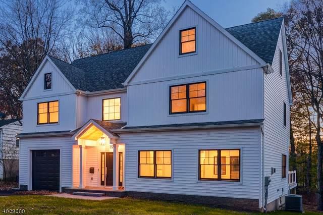 19 Townsend Dr, Florham Park Boro, NJ 07932 (MLS #3620023) :: SR Real Estate Group