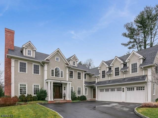 15 Scenery Hill Dr, Chatham Twp., NJ 07928 (MLS #3620042) :: The Sue Adler Team