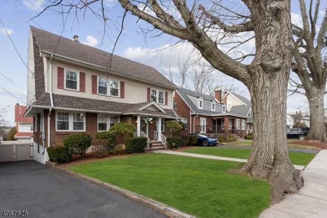 19 Clinton Ave, Kearny Town, NJ 07032 (MLS #3620436) :: The Sikora Group
