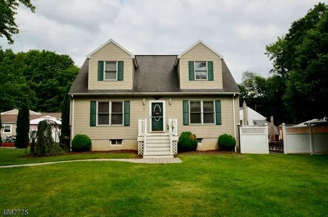 3 Tepee Rd, Jefferson Twp., NJ 07849 (MLS #3620547) :: The Dekanski Home Selling Team