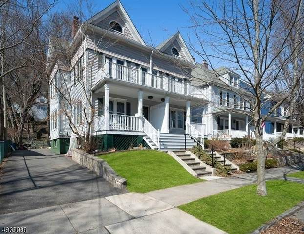 63 Wetmore Ave, Morristown Town, NJ 07960 (MLS #3620802) :: The Premier Group NJ @ Re/Max Central