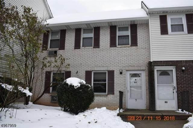 322 Richard Mine Rd - R7, Rockaway Twp., NJ 07885 (MLS #3620822) :: Mary K. Sheeran Team