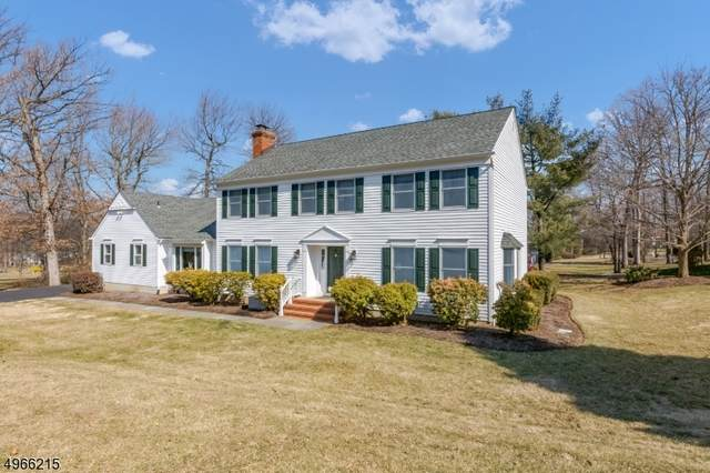 44 Regent Cir, Bernards Twp., NJ 07920 (MLS #3621254) :: Mary K. Sheeran Team