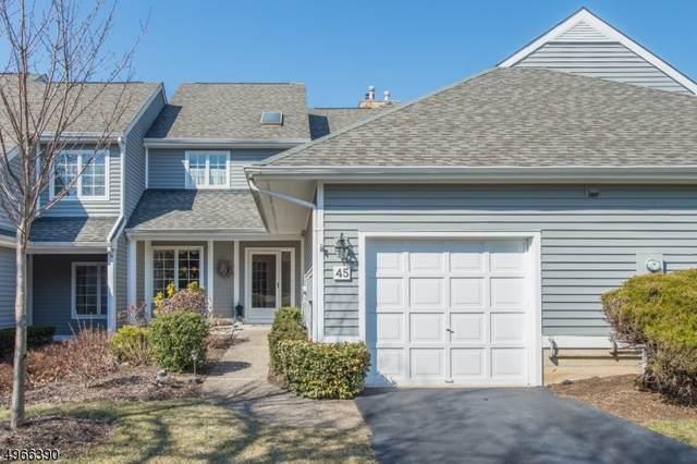 45 Cobblestone Ter, Montville Twp., NJ 07045 (MLS #3621552) :: SR Real Estate Group