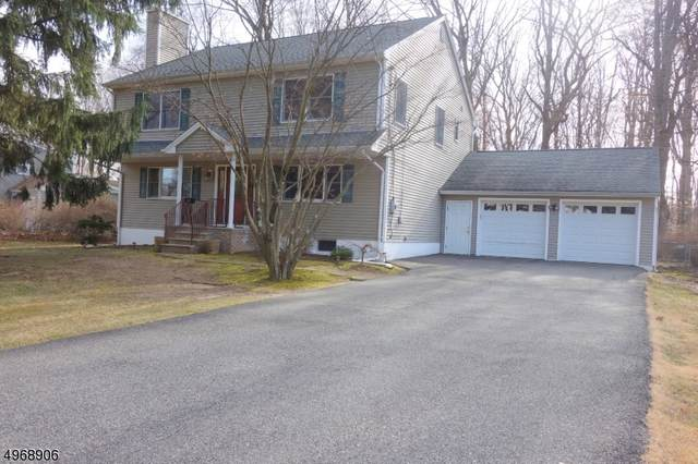 62 Fieldcrest Rd, Parsippany-Troy Hills Twp., NJ 07054 (MLS #3621599) :: Mary K. Sheeran Team