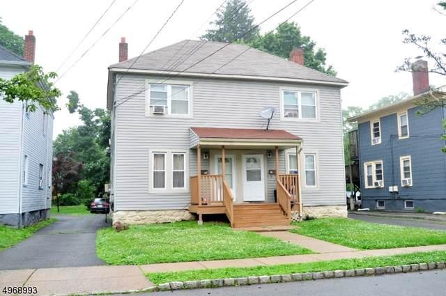 17 Hazel St, Morristown Town, NJ 07960 (MLS #3621677) :: The Douglas Tucker Real Estate Team