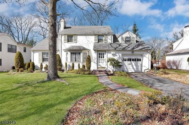 12 Homestead Ter, Scotch Plains Twp., NJ 07076 (MLS #3621684) :: Pina Nazario