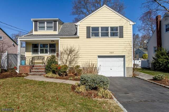 423 South Ave, Fanwood Boro, NJ 07023 (MLS #3621907) :: The Dekanski Home Selling Team