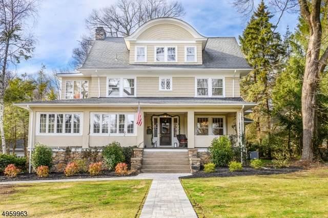 29 Oak Ln, Mountain Lakes Boro, NJ 07046 (MLS #3621962) :: SR Real Estate Group