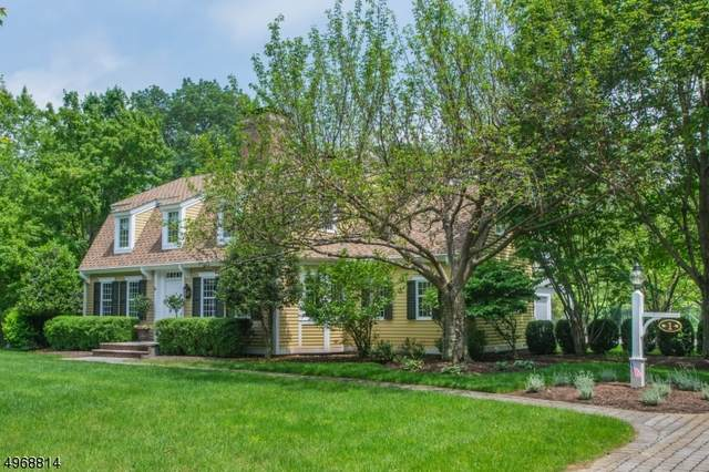 1 Sugar Maple Row, Chester Twp., NJ 07930 (MLS #3621997) :: Mary K. Sheeran Team