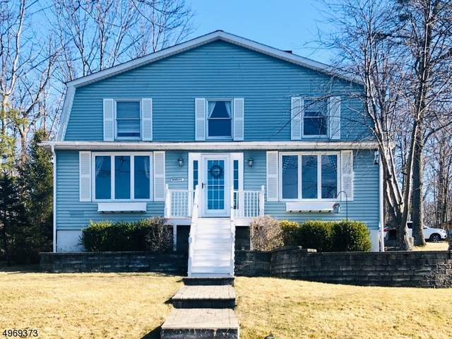 51 E Shore Culver Rd, Frankford Twp., NJ 07826 (MLS #3622039) :: The Sikora Group