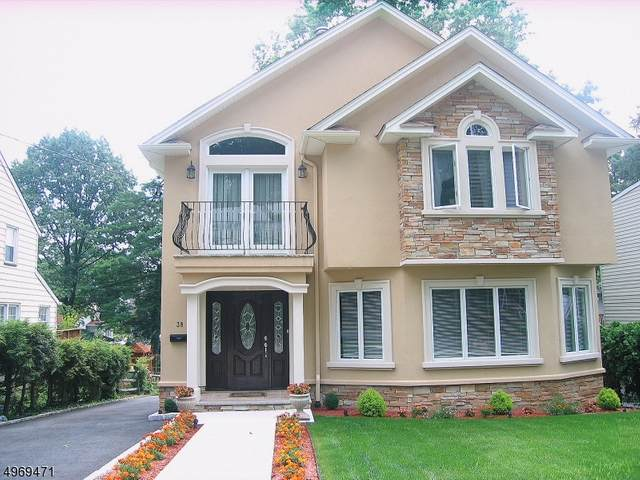 38 Cathedral Ave, Nutley Twp., NJ 07110 (MLS #3622193) :: William Raveis Baer & McIntosh