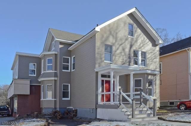 101 2ND ST, South Orange Village Twp., NJ 07079 (MLS #3622334) :: William Raveis Baer & McIntosh