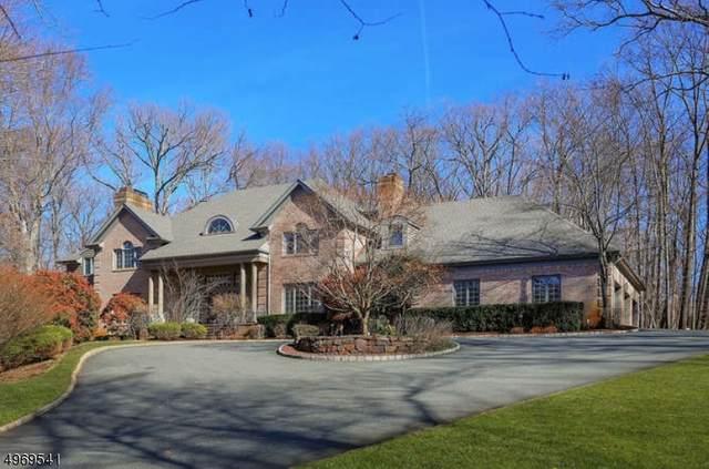 55 Mount Pleasant Rd, Mendham Twp., NJ 07945 (MLS #3622400) :: Mary K. Sheeran Team