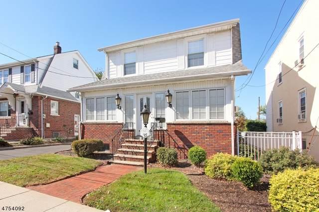 35 Passaic Ave, Nutley Twp., NJ 07110 (MLS #3622495) :: William Raveis Baer & McIntosh