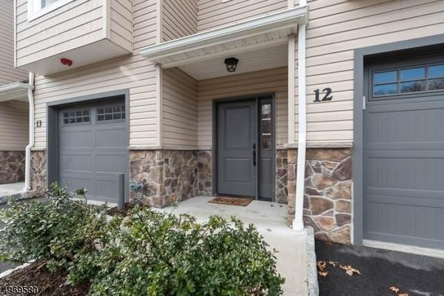 12 N Ridge Cir, East Hanover Twp., NJ 07936 (MLS #3622610) :: William Raveis Baer & McIntosh