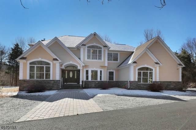 85 Van Horn Rd, Fredon Twp., NJ 07860 (MLS #3622682) :: SR Real Estate Group