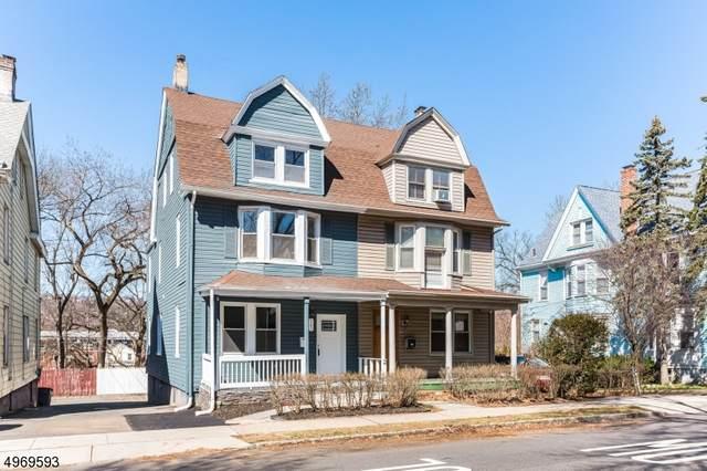 161 Academy St, South Orange Village Twp., NJ 07079 (MLS #3622709) :: Coldwell Banker Residential Brokerage
