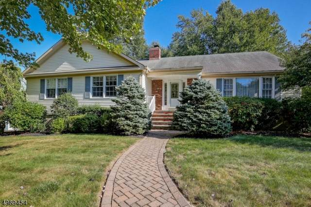 131 W Cottage Pl, Long Hill Twp., NJ 07933 (MLS #3622763) :: William Raveis Baer & McIntosh