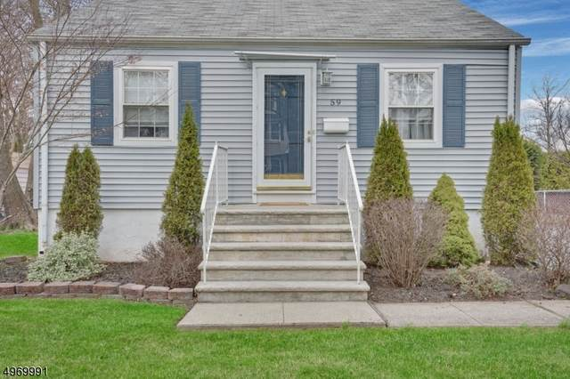 59 Park Dr, Kenilworth Boro, NJ 07033 (MLS #3622954) :: The Dekanski Home Selling Team