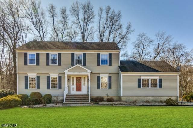 143 Cottage Pl West, Long Hill Twp., NJ 07933 (MLS #3622965) :: William Raveis Baer & McIntosh