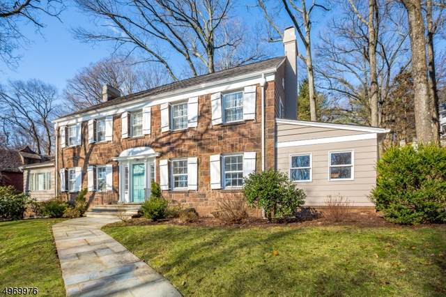 365 Harding Dr, South Orange Village Twp., NJ 07079 (MLS #3623083) :: Coldwell Banker Residential Brokerage