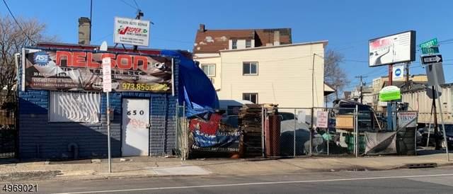 650 Ferry St, Newark City, NJ 07105 (MLS #3623111) :: William Raveis Baer & McIntosh